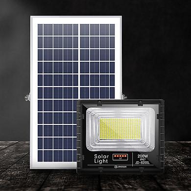 ĐÈN LED SOLAR LIGHT 300W – JD8300L – Sản phẩm công nghệ thông minh